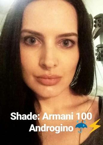 EauMG makeup