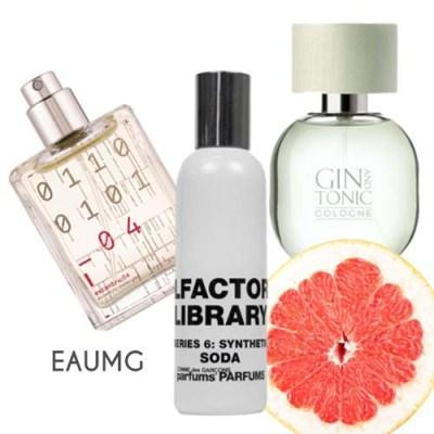 citrus perfumes