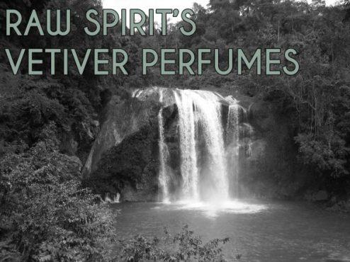 Raw Spirit Perfumes