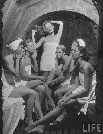 vintage spa