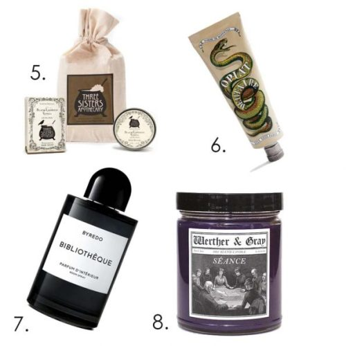 2017 goth gift guide