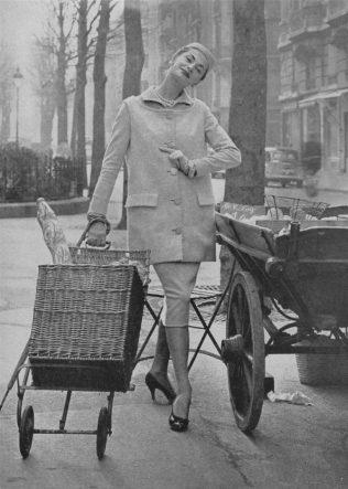 1955 fashion photography