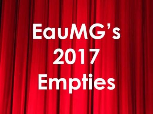 2017 Empties