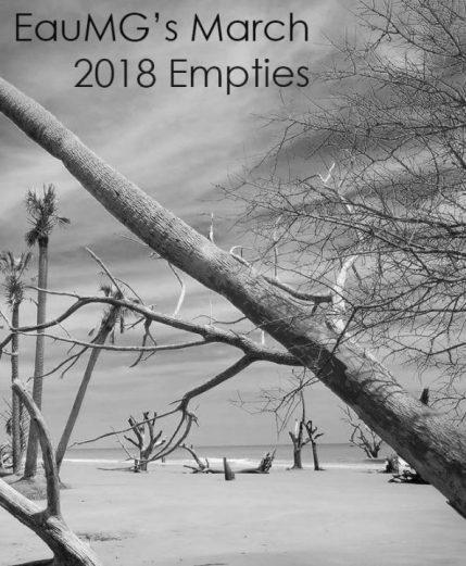 March 2018 Empties