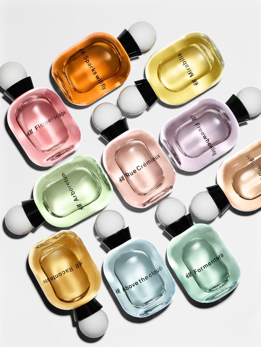 H&M perfumes