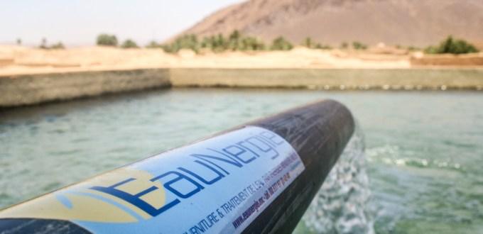 Nos Solutions de traitement de l'eau