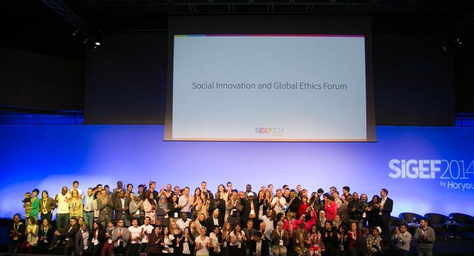 Horyou Global Ethic forum - SIGEF