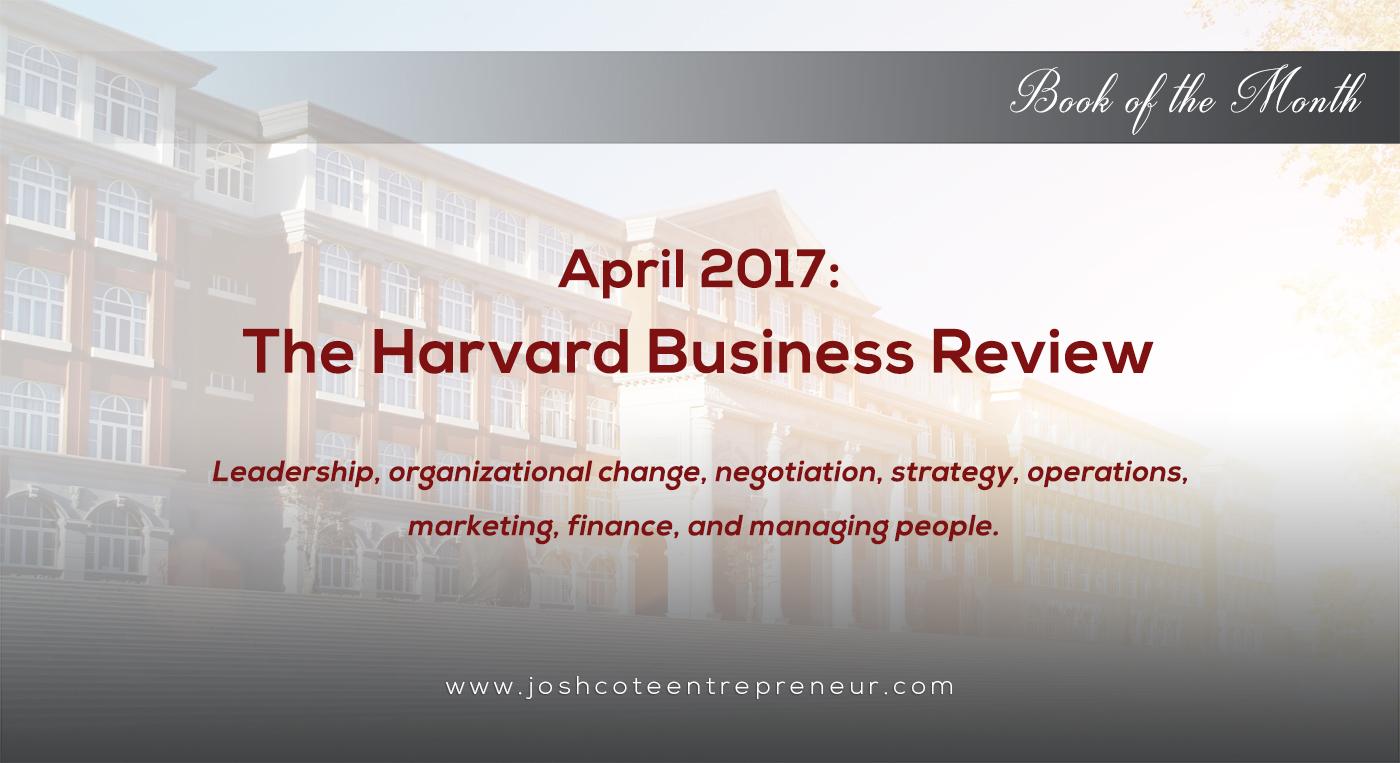 harvard business review pdf 2017
