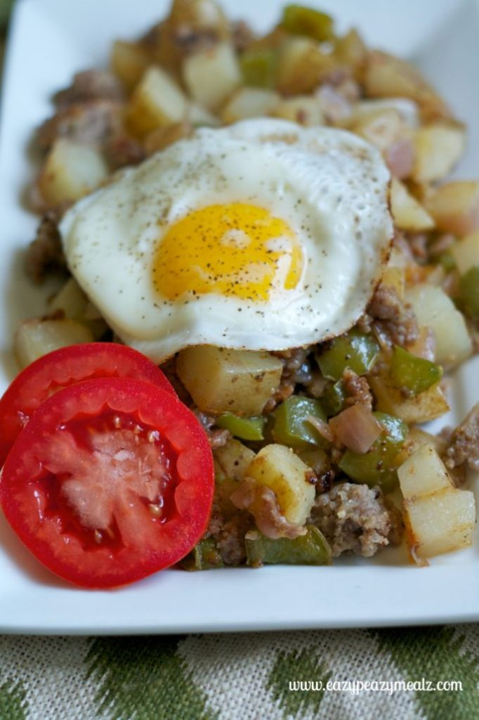 potato breakfast hash