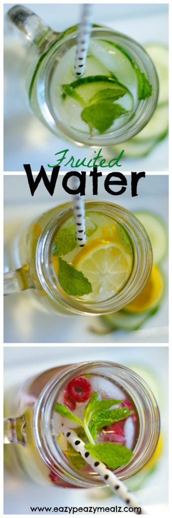 Fruited Water