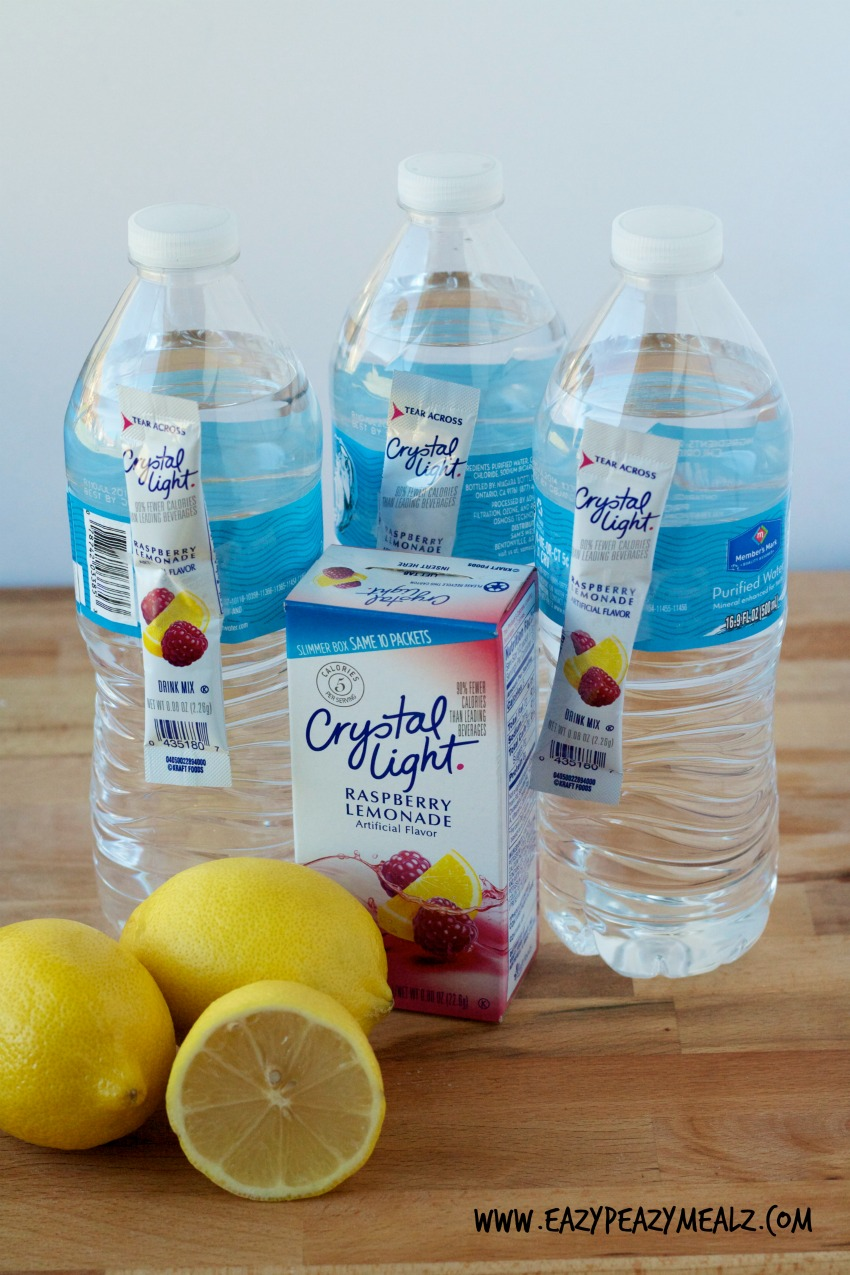 crystal light packets