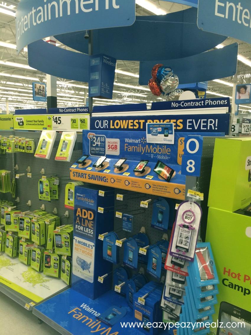 WFM aisle shot, Samsung phone