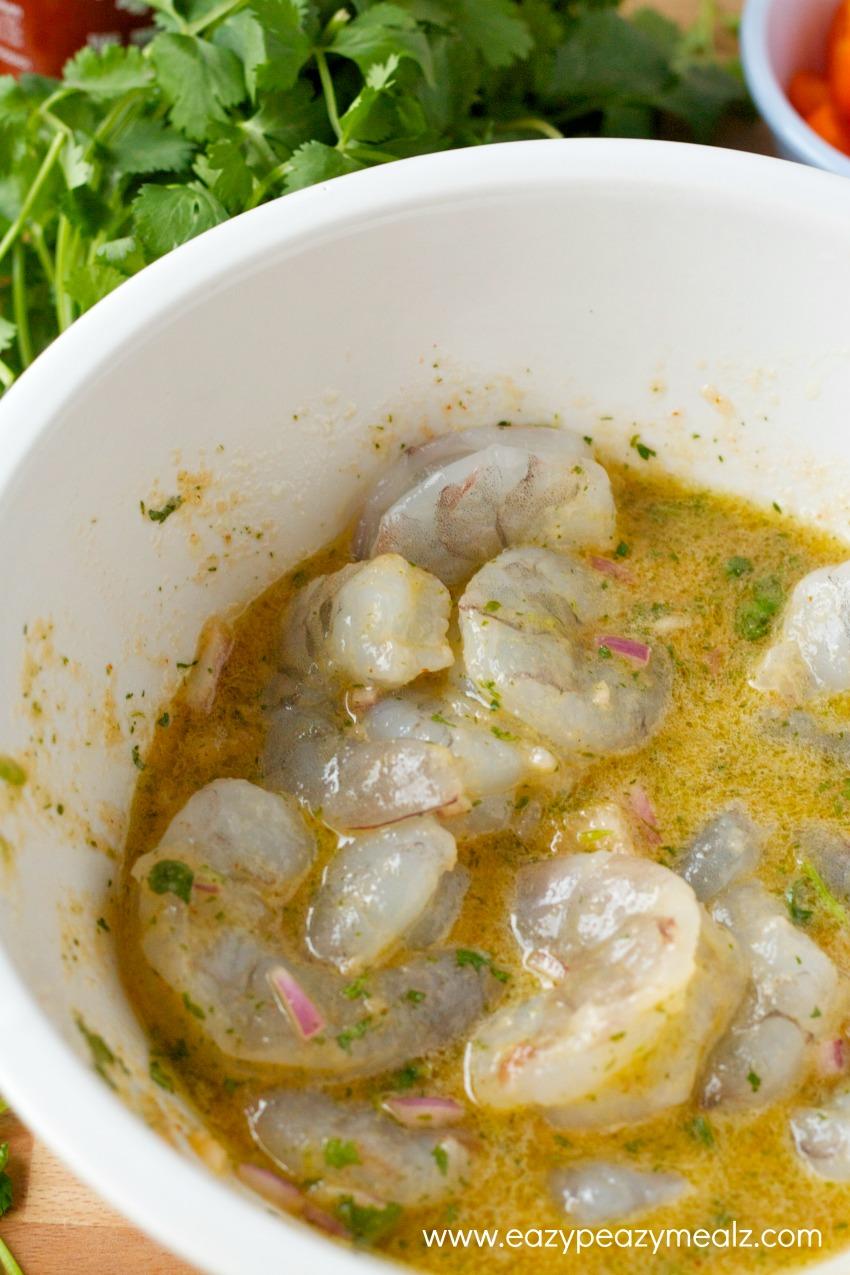 marinade for shrimp