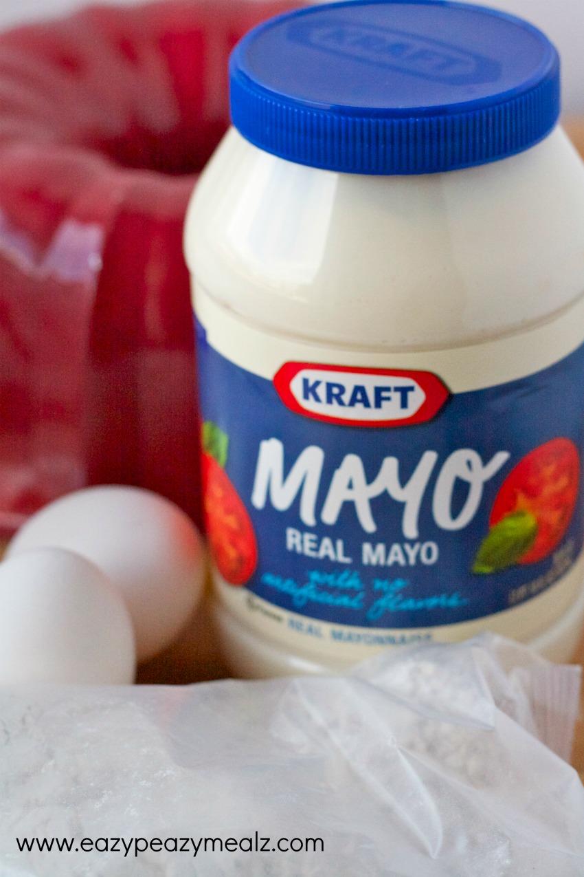 mayo cake spice