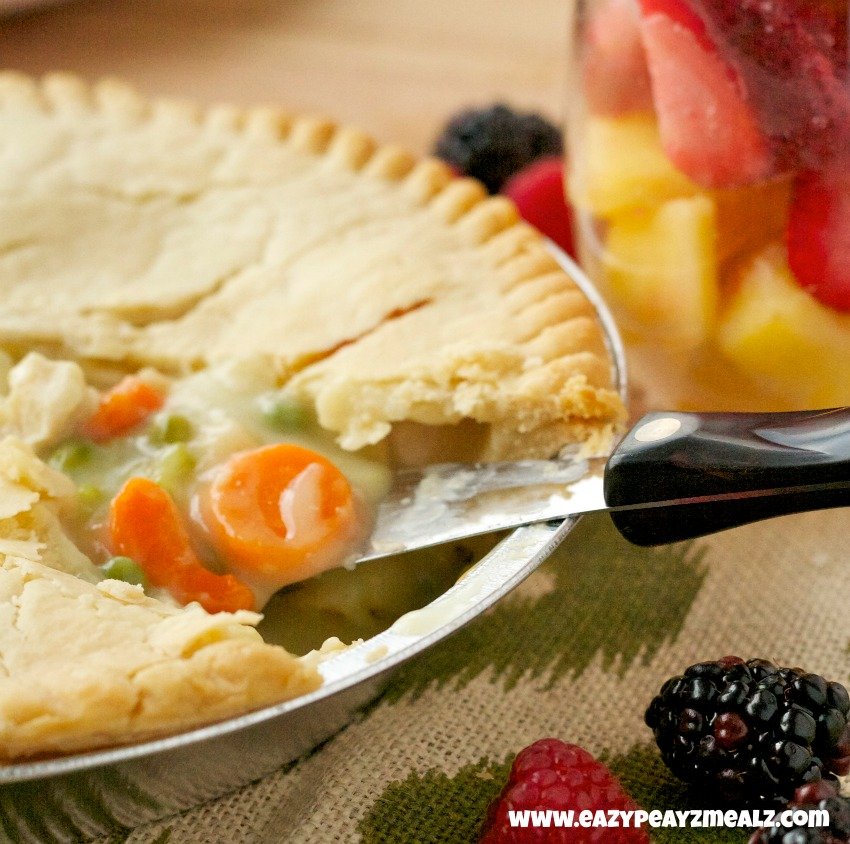 pie crust #MCPotPie