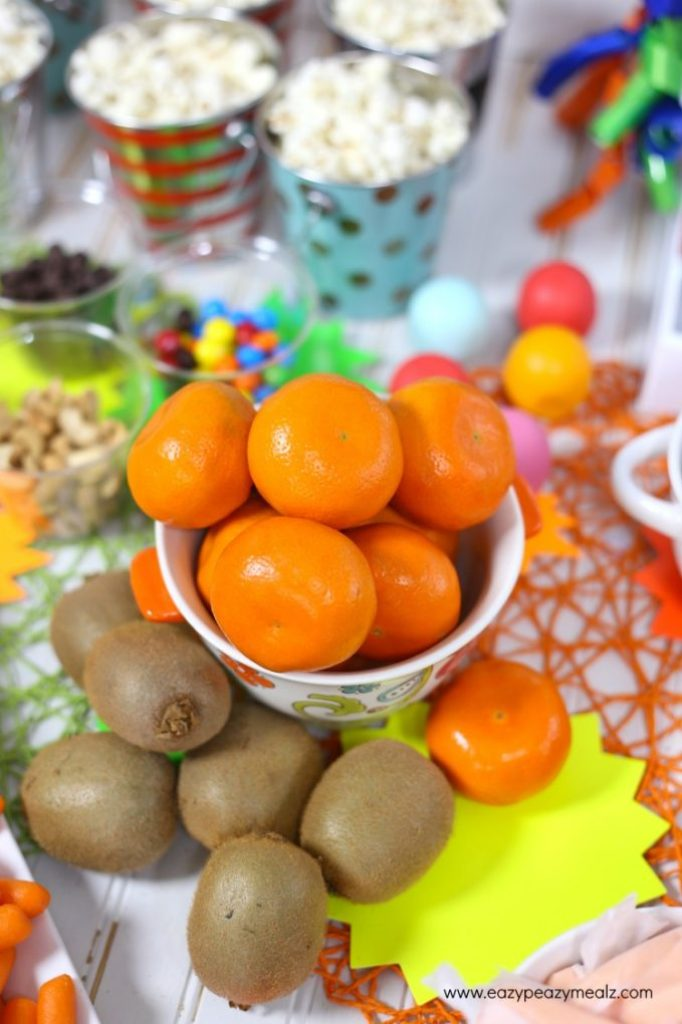 Fruits for Kid's Choice Awards