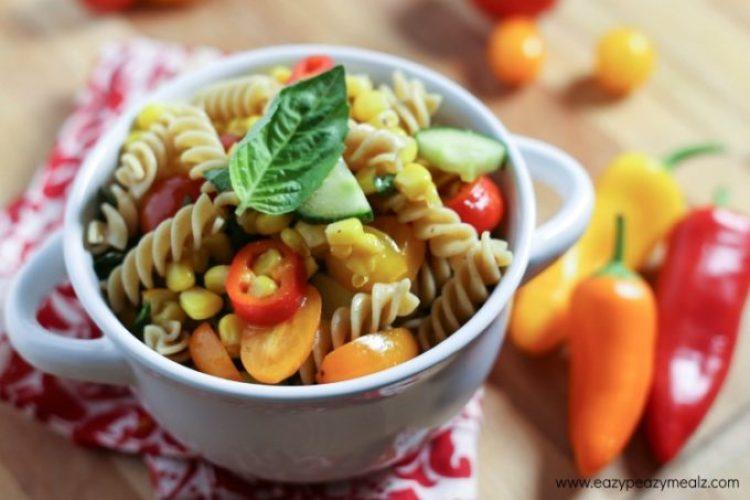 Go Go Tomago Salad #BigHero6