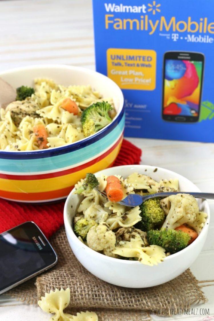 WFM pasta salad
