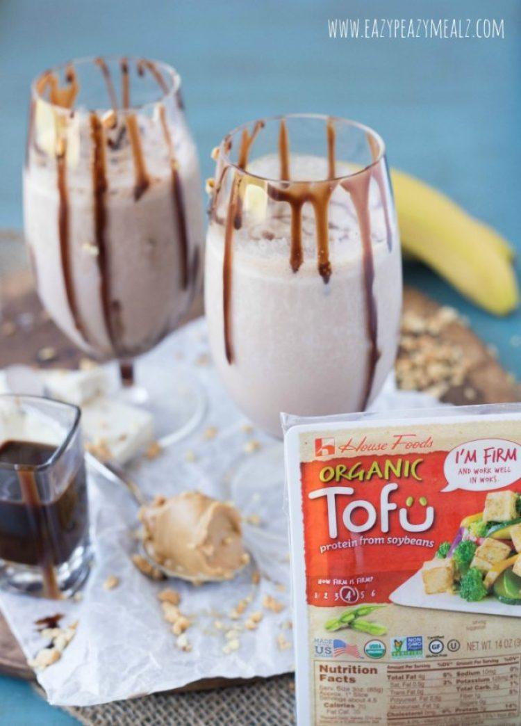 tofu milkshake