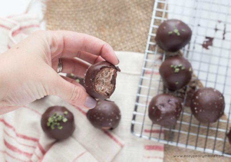Breton truffles