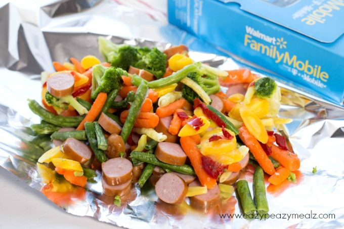 Campfore Dinners: A quick and easy way to enjoy a satisfying meal while camping