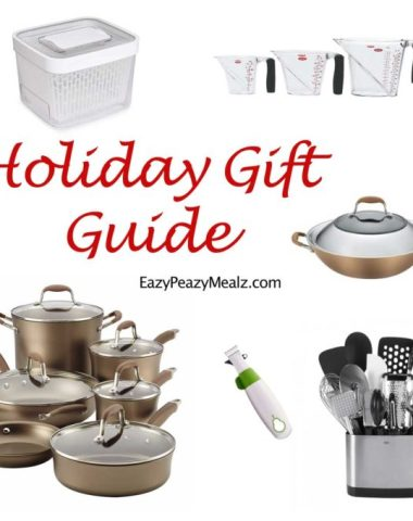 The holiday gift guide for the everyday home cook!