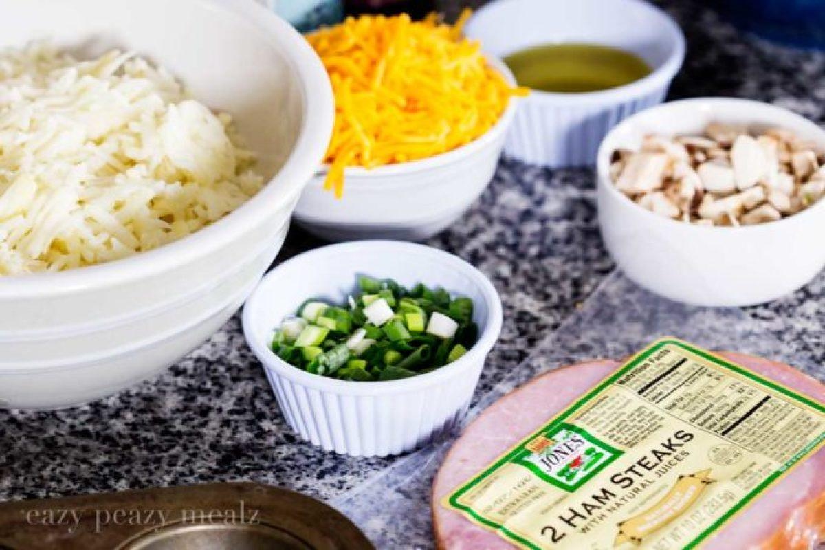 Ingredients-Denver-Omelet-Cupcakes