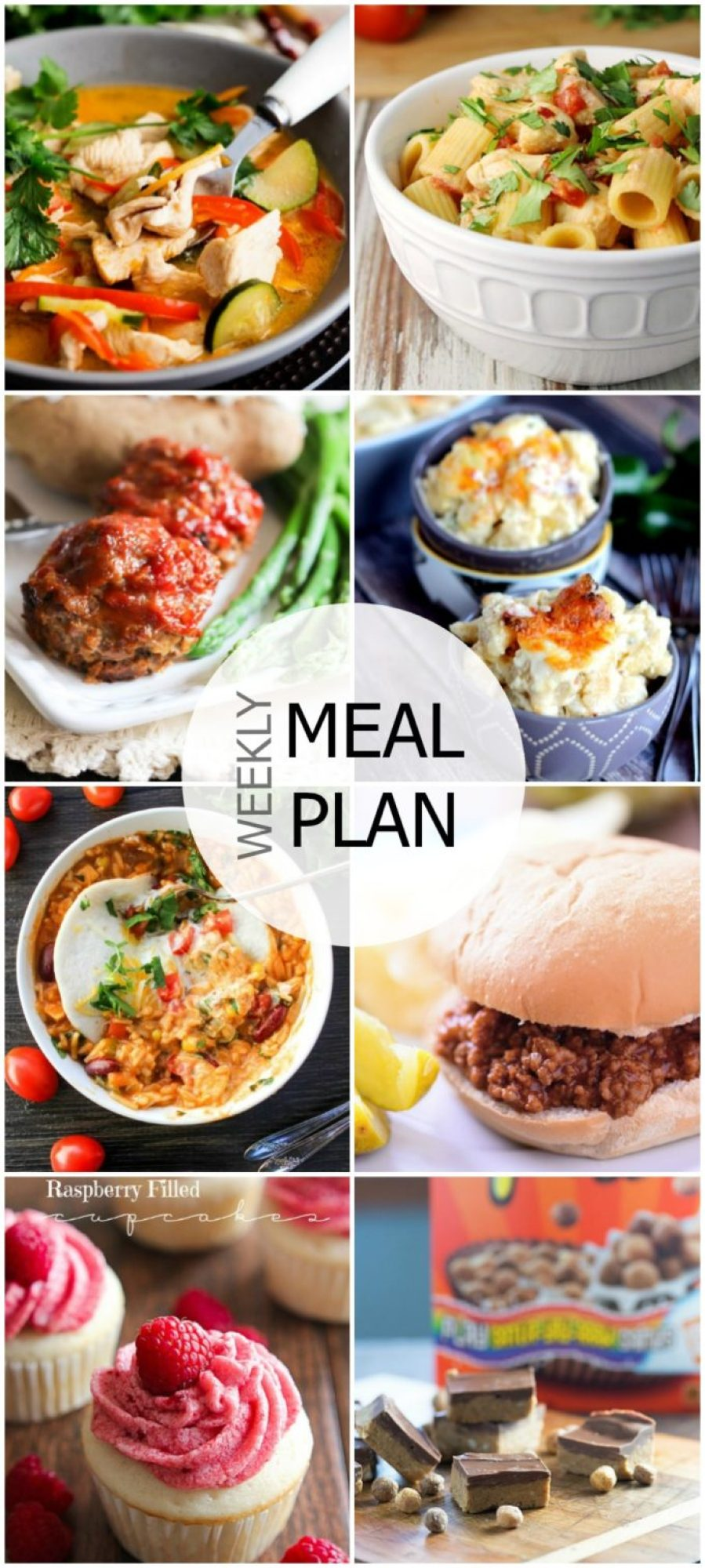 Pinterest meal plan 36