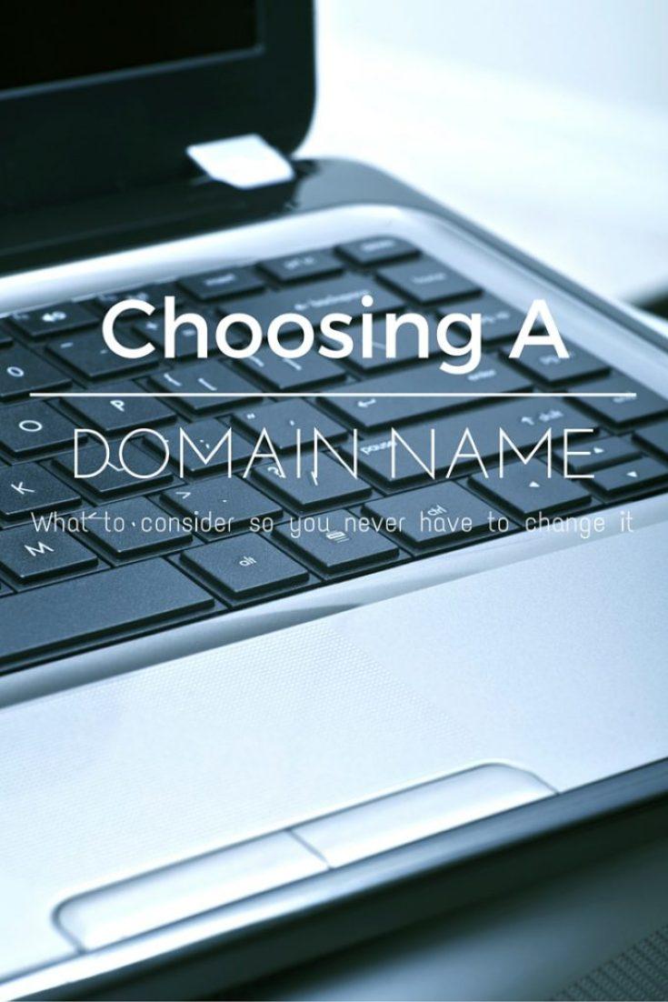 Start a Food Blog Domain Name