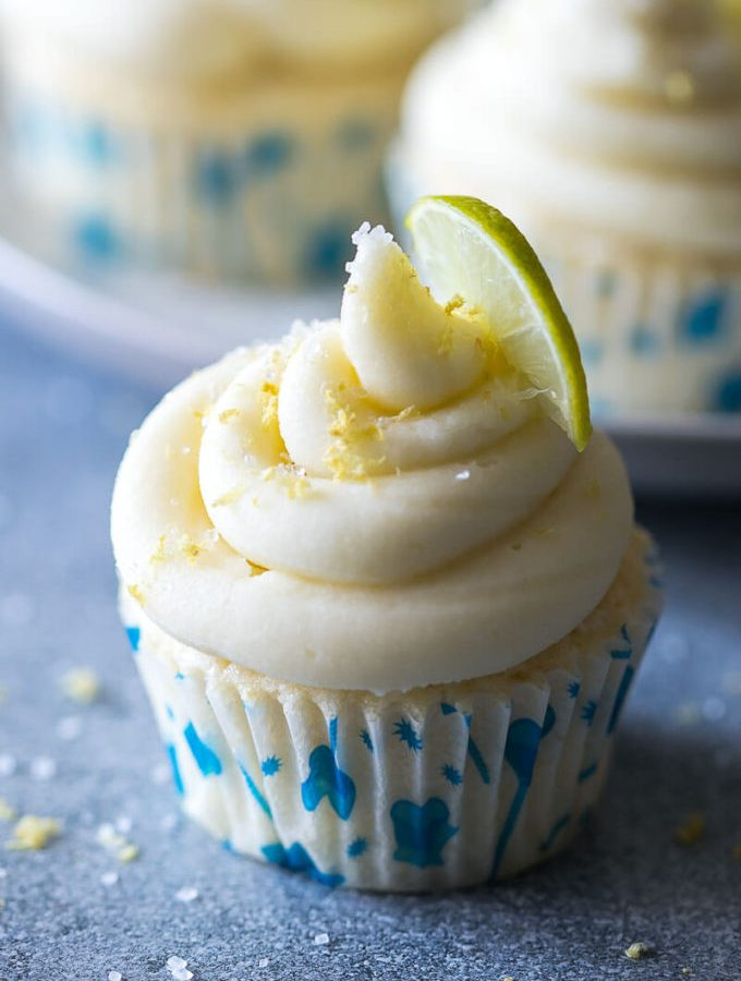Margarita Cupcakes, lime and deliciousness
