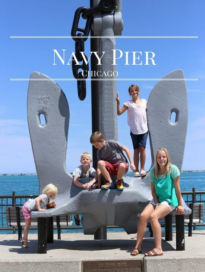 Navy Pier Chicago How to spend a day at Navy Pier with your family
