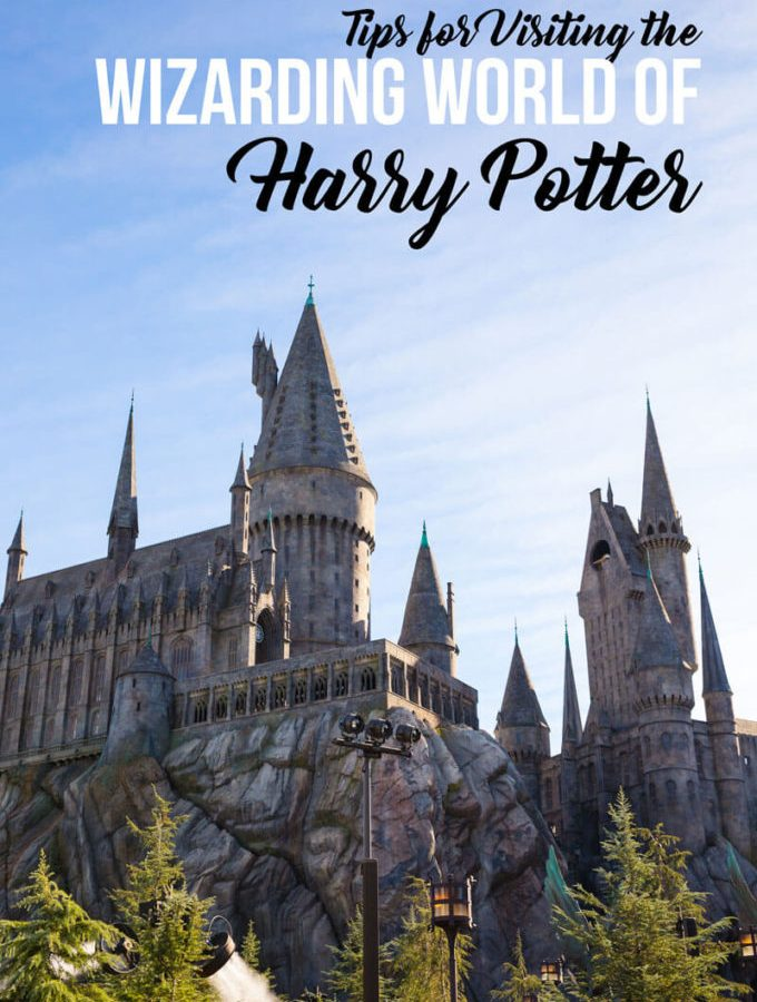 Tips for how to get the most out of your visit to the Wizarding World of Harry Potter Universal Studios Hollywood