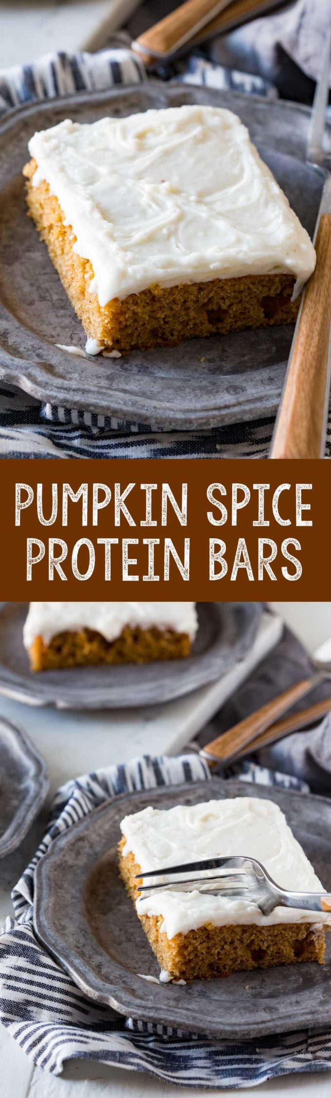 Pumpkin Spice Protein Bars are a fun holiday treat with a healthier protein twist.