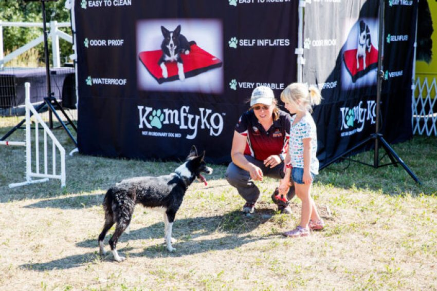 Soldier Hollow Classic, sheep dog competition and festival