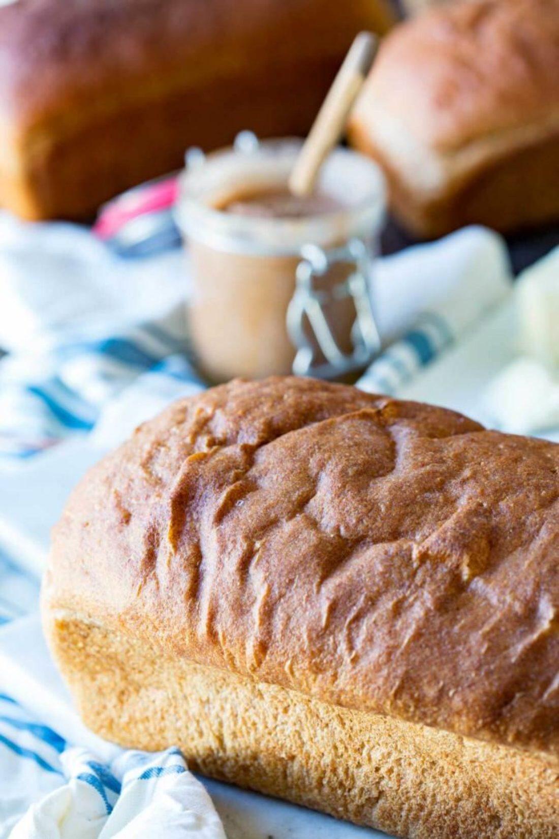 Great hone whole wheat bread