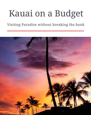 Visiting Kauai when your budget is tight does not mean it won't be fun. These tips will help you get the most out of Kauai when budgeting.