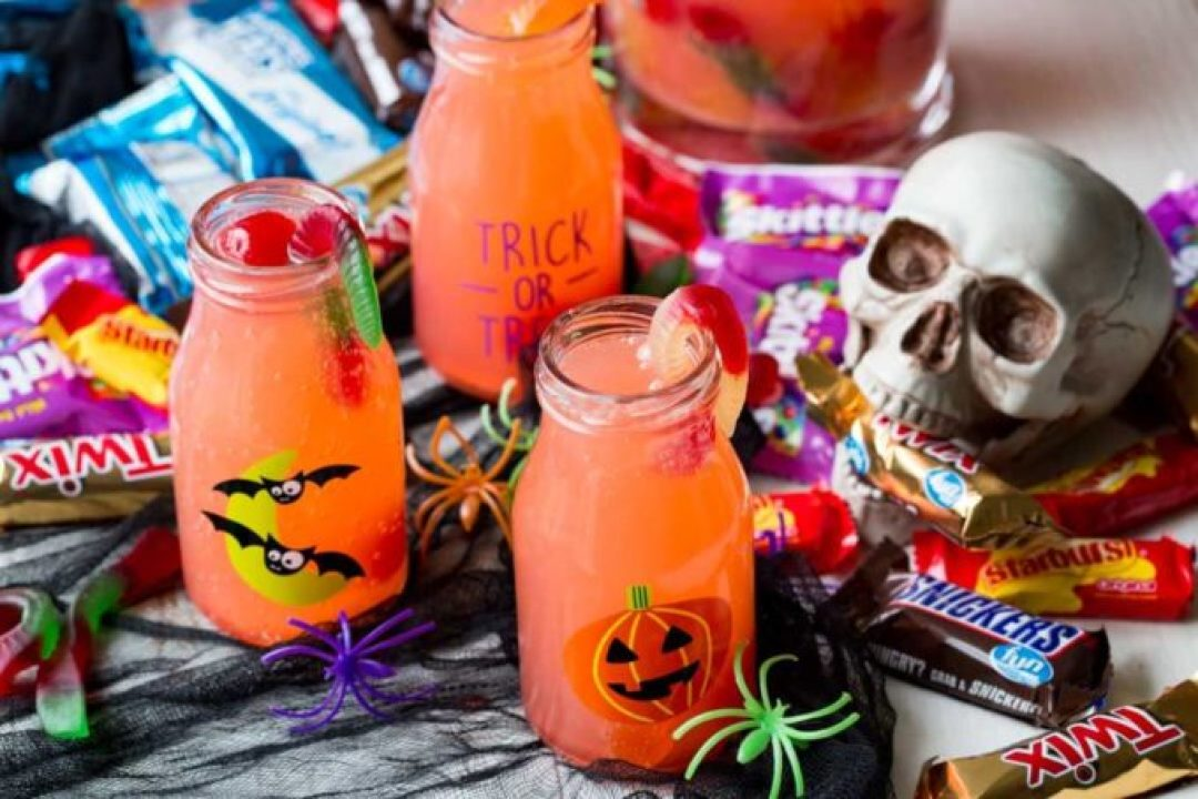 Witches Brew Punch
