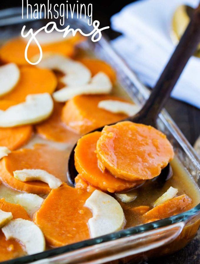 The best Thanksigivng Yams, they are not overly sweet, and have a great protein glaze