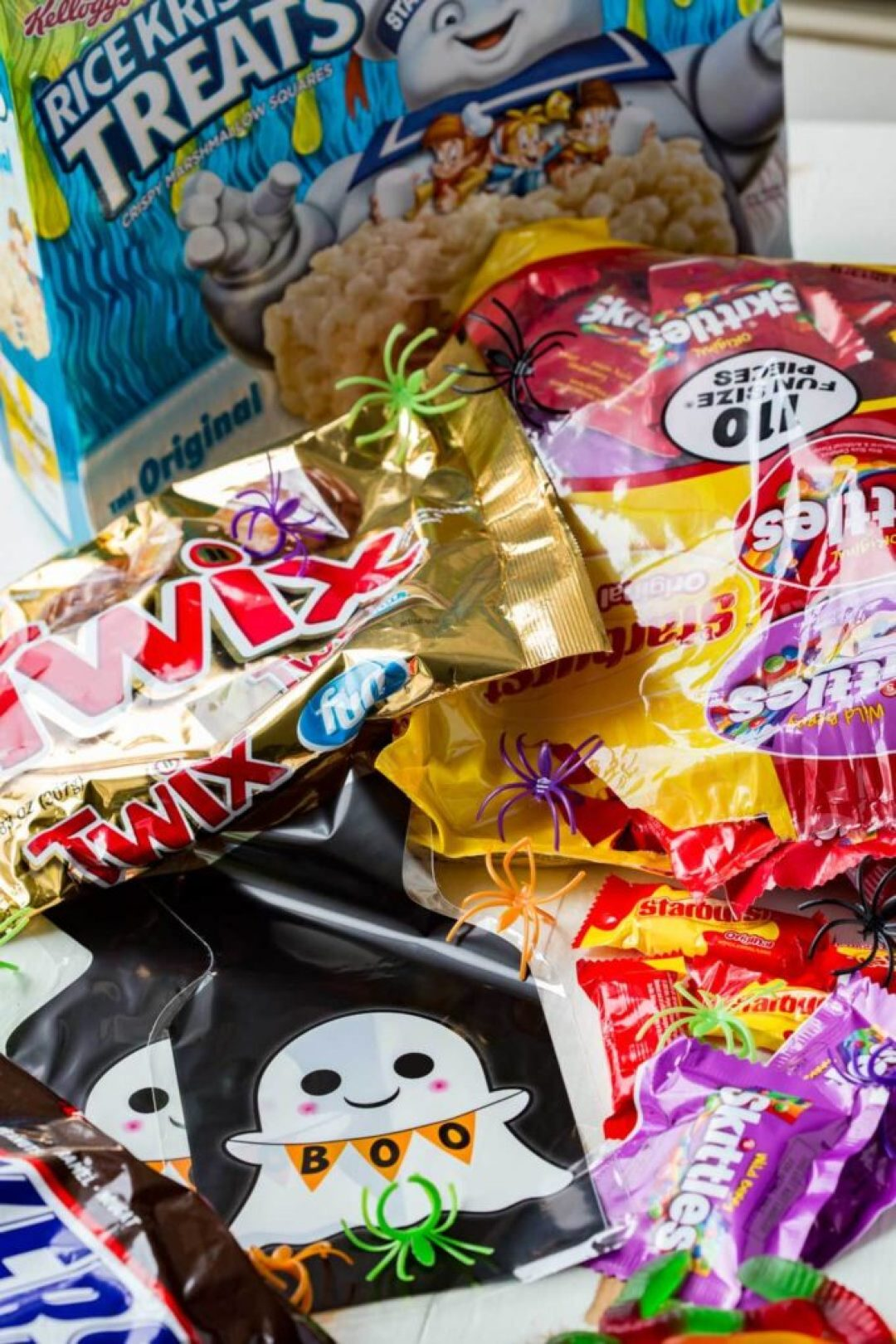 Candy from BOO it forward