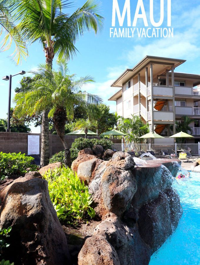 Maui Family Vacation, a magical trip with your family to the island of Maui