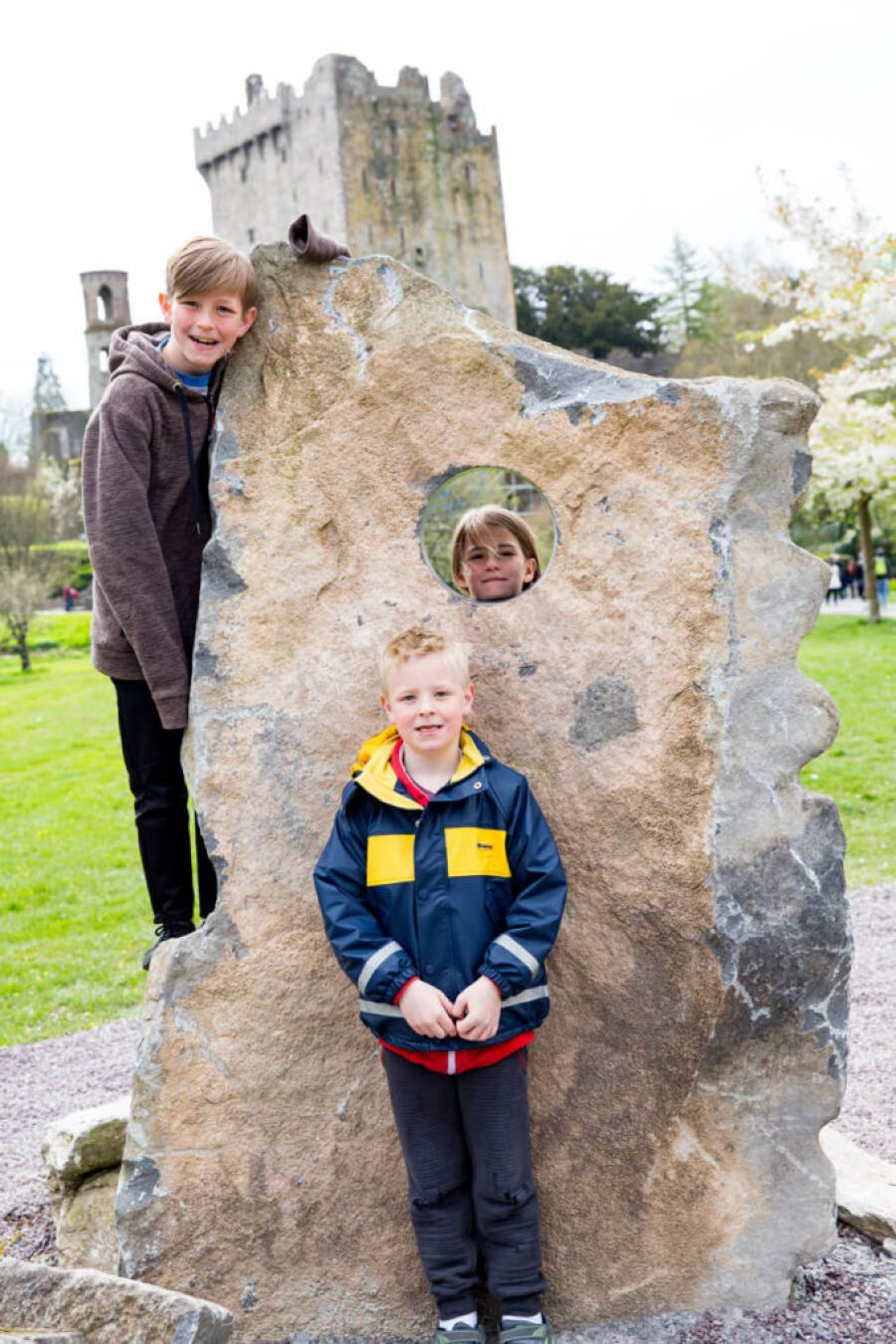 Blarney Castle Visit in Ireland