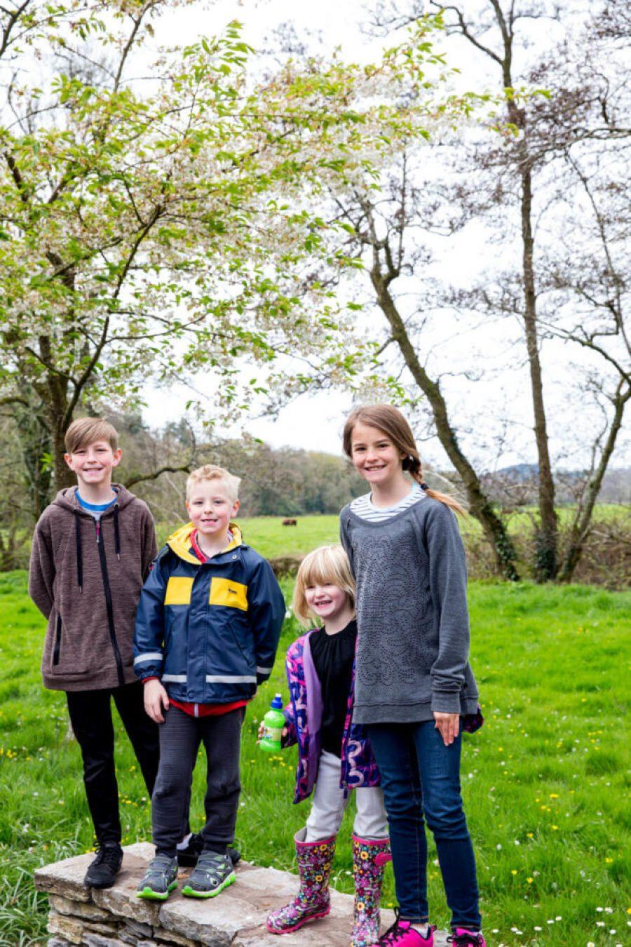 Blarney Castle Grounds in Ireland