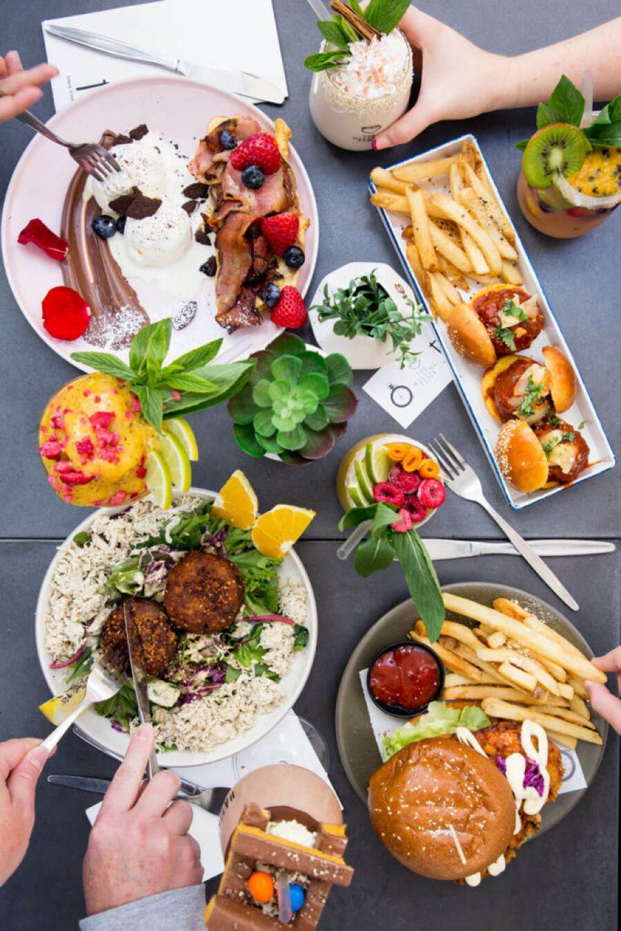 Sydney Dining Guide: Hattrick, amazing food