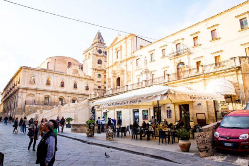 Noto, Sicily Italy