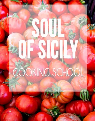 Soul of Sicily Cooking School