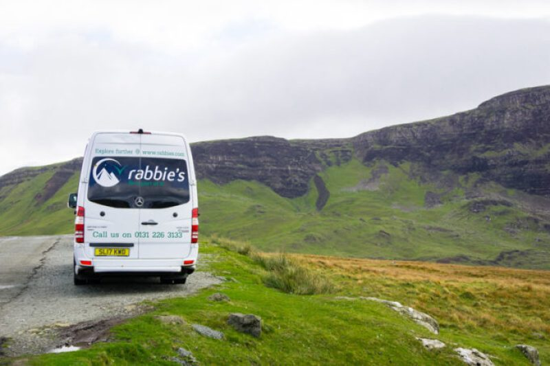 Tips for traveling to Isle of Skye Scotland