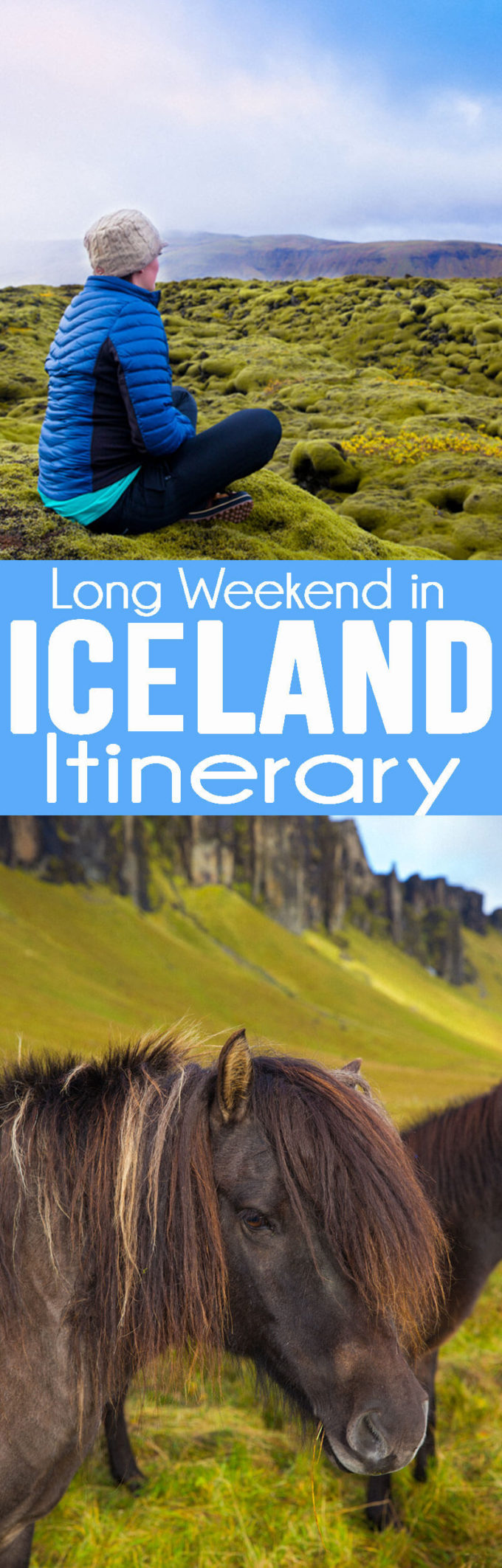 Long weekend in Iceland itinerary, 3 days golden circle and more