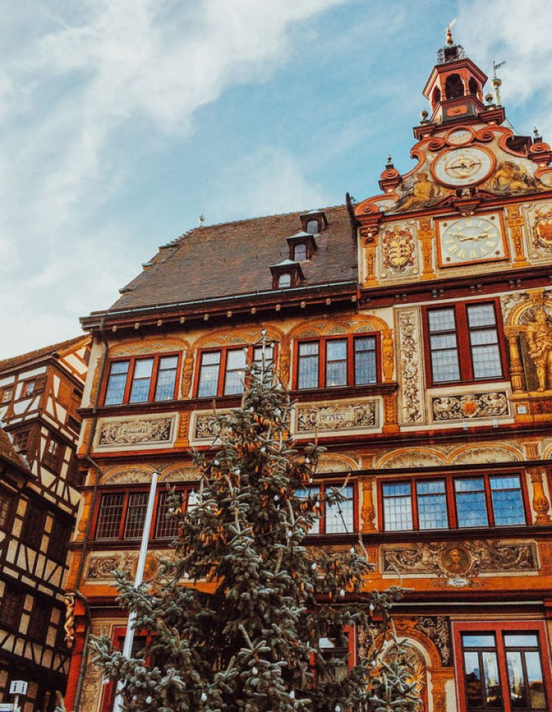 "If you like coziness and Christmas time, then you need to put ""go to a German Christmas market"" on your bucket list. This is your guide to navigating the delicious smells, tastes, and sights that make up German Christmas markets."