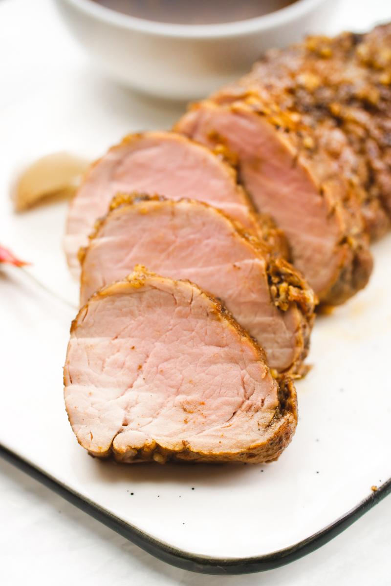 what temp do you cook pork tenderloin in the oven