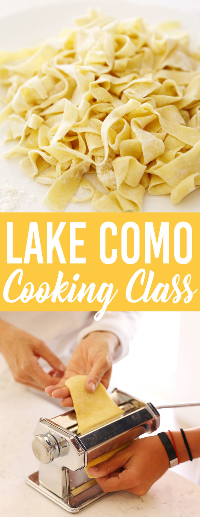 Cooking Class in Lake Como Italy